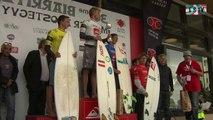 Biarritz: Maider Arosteguy  2014 - Euskadi Surf TV