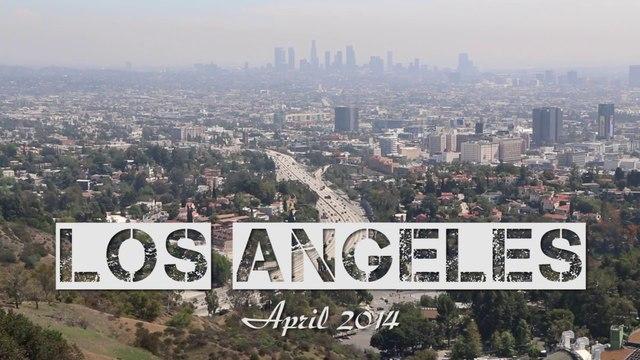 Visiter Los Angeles en 3 minutes