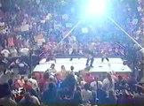 Triple H, X-Pac, Dean Malenko, Chris Benoit & Perry Saturn vs Cactus Jack, The Rock, 2 Cool & Rikishi -  Raw 07.02.2000