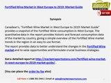 2019 Fortified Wine Market in West Europe: Market Guide