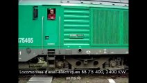 UM - BB 75 400 - train de fret, eau de source MONT-DORE 63, à  VOLVIC, le 18.04.2014