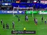 ملخص مباراه اتلتيكو مدريد ضد تشيلسى