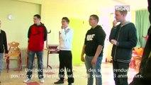 Langue des signes : 22 élèves interprètent un chant signe