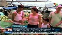 Honduras: migración juvenil aumenta por falta de incentivos al campo