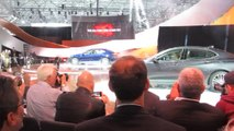 Acura 2015 TLX Reveal at NYC Auto Show NewCarNews.TV Bob Giles