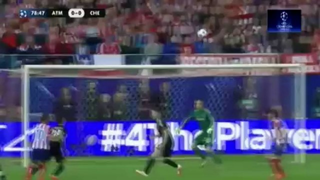 Atletico Madrid vs Chelsea 0-0 Highlights & All Goals - Champions League 22/04/2014