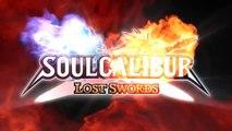 SOULCALIBUR  LOST SWORDS Taki Gameplay Trailer[720P]