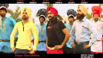 RAVI DHILLON | PAGG | TURBAN THE PRIDE | Full HD Punjabi Song 2014