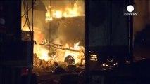 Brésil : un mort dans des émeutes dans une favela de Copacabana