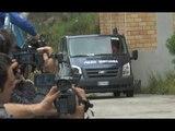 Napoli - Trovato impiccato nel cortile di una scuola -2- (22.04.14)