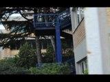 Napoli - Trovato impiccato nel cortile di una scuola -live- (22.04.14)