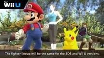 Super Smash Bros. 3DS Footage (Smash Bros. Direct!)[360P]