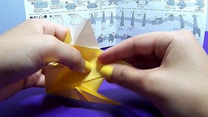 كيف تصنع زرافة من الورق ؟