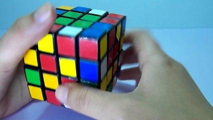 كيف تحل مكعب روبيك 4x4x4 بسهولة ؟