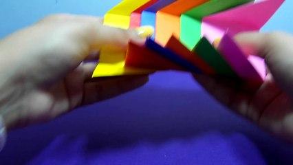 كيف تصنع مكعبا من الورق ؟