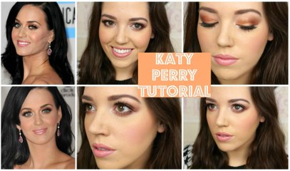 Katy Perry Tutorial | velvetgh0st ♡