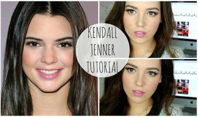 Kendall Jenner Tutorial   velvetgh0st ♡