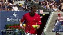 US Open 2013 1/2 Final Novak Djokovic vs Stanislas Wawrinka
