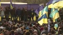 Le quotidien dangereux des pro-ukrainiens à l'est du pays