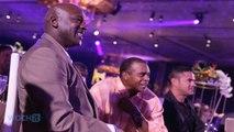Michael Jordan -- Ballsy Singer Asks MJ For Custom Shoes