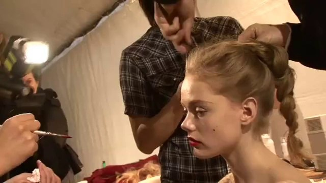 Frida Gustavsson  Videofashion Model Profile