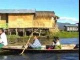 Lac INLE   Myanmar (Birmanie)