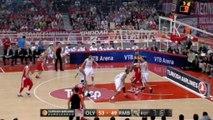 Cuartos de Final: Olympiakos 71-62 Real Madrid (2-2)