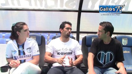 Gallos TV programa 335 con Edgar Hernández