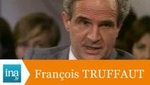 François Truffaut parle d'André BAZIN - Archive INA
