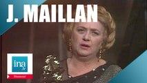 """Jacqueline Maillan et Michel Roux  """"Opéra allemand"""" - Archive INA"""