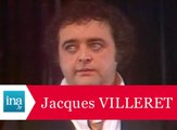 "Jacques Villeret ""L'audition"" - Archive INA"