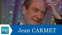 """Jean Carmet """"J'ai une vie passionnante"""" - Archive INA"""