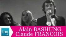 Claude François et Alain Bashung Belles ! Belles ! Belles ! (live officiel) - Archive INA