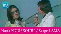 """Serge Lama et Nana Mouskouri """"D'aventures en aventures"""" (live officiel) - Archive INA"""