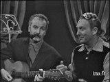 "Duo Charles TRENET Georges BRASSENS ""Vous êtes jolie"""
