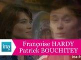 """Françoise Hardy et Patrick Bouchitey """"Je rêve de quelqu'un de simple"""" (live officiel) - Archive INA"""