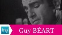 """Guy Béart """"Les Souliers (dans La Neige)"""" (live officiel) - Archive INA"""
