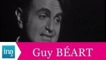 """Guy Béart """"Tout comme avant"""" (live officiel) - Archive INA"""