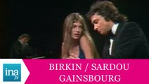 "Jane Birkin, Serge Gainsbourg et Michel Sardou ""Si ça peut te consoler"" - Archive vidéo INA"