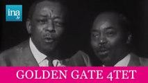 "Golden Gate Quartet ""Down by the river side"" (live officiel) - Archive INA"