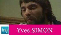 "Yves Simon ""Diabolo menthe"" (live officiel) - Archive INA"