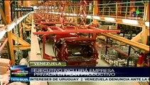 Gob. de Venezuela apunta a consolidar un nuevo modelo productivo