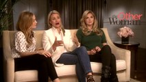 The Other Woman - Exclusive Interview with Cameron Diaz, Leslie Mann, Kate Upton & Nikolaj Coster-Waldau