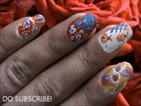 Easy Nail Art For Beginners - easy nail designs for short nails- nail art tutorial