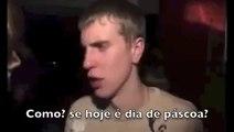 Dimitri descobre que o Benfica foi campeão na Páscoa