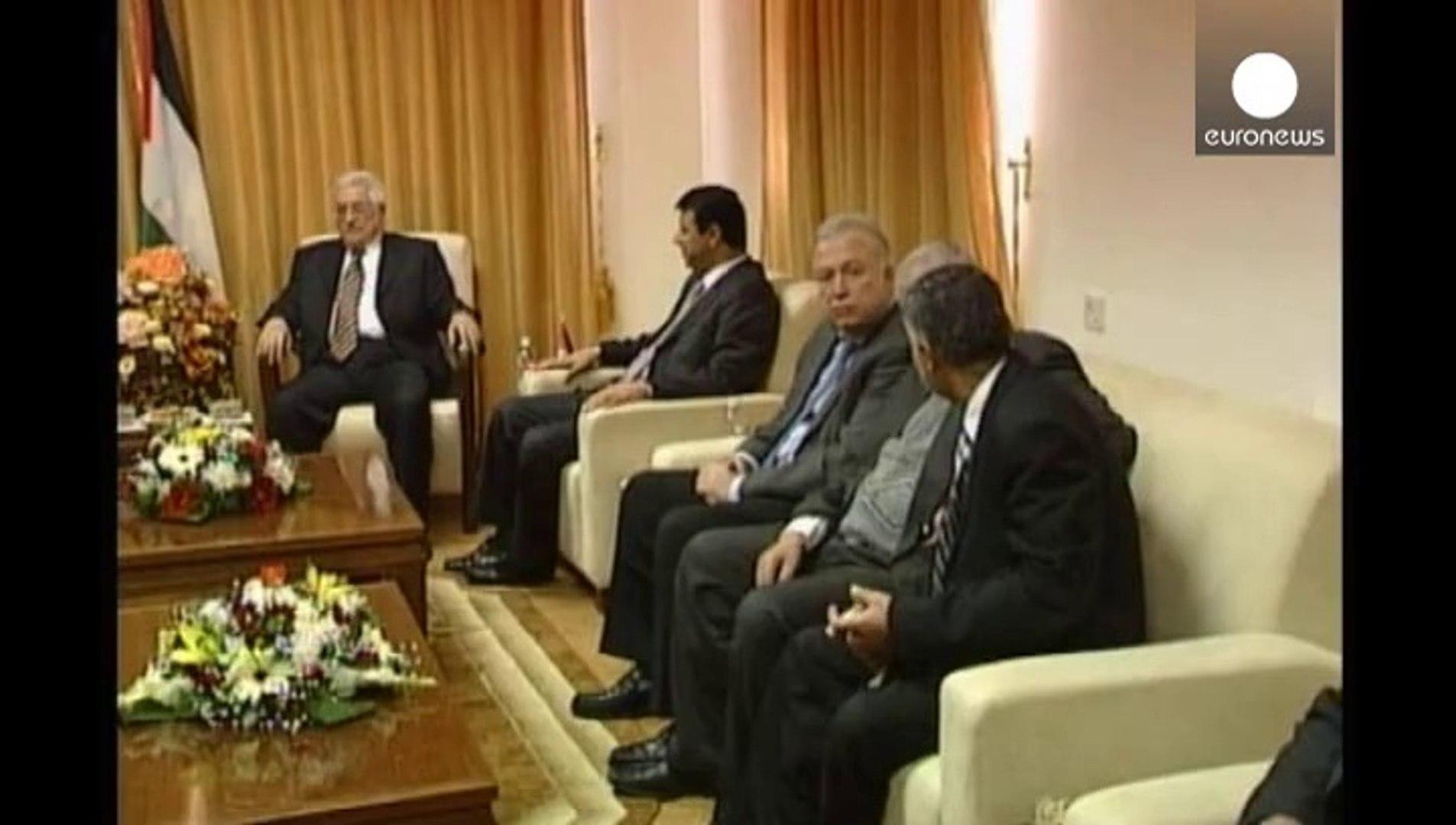 La pace tra Fatah e Hamas mette a rischio le trattative con Israele