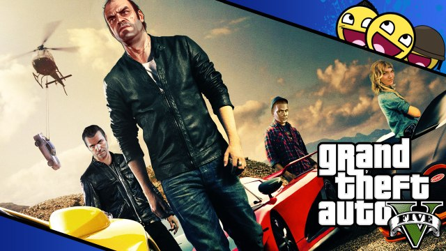 GTA 5 : Bande Annonce Need For Speed ( Film )