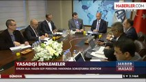 Efkan Ala: Taksim Miting Alanı Değil