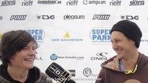 Superpark Dachstein: O'Neill Roof Battle - QParks Snowboard Tour Finals: 19-04-14
