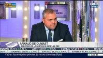 Arnaud de Dumast VS François Chaulet: Voir la BCE agir contre le risque de déflation, le grand espoir des marchés, dans Intégrale Placements – 24/04 2/2
